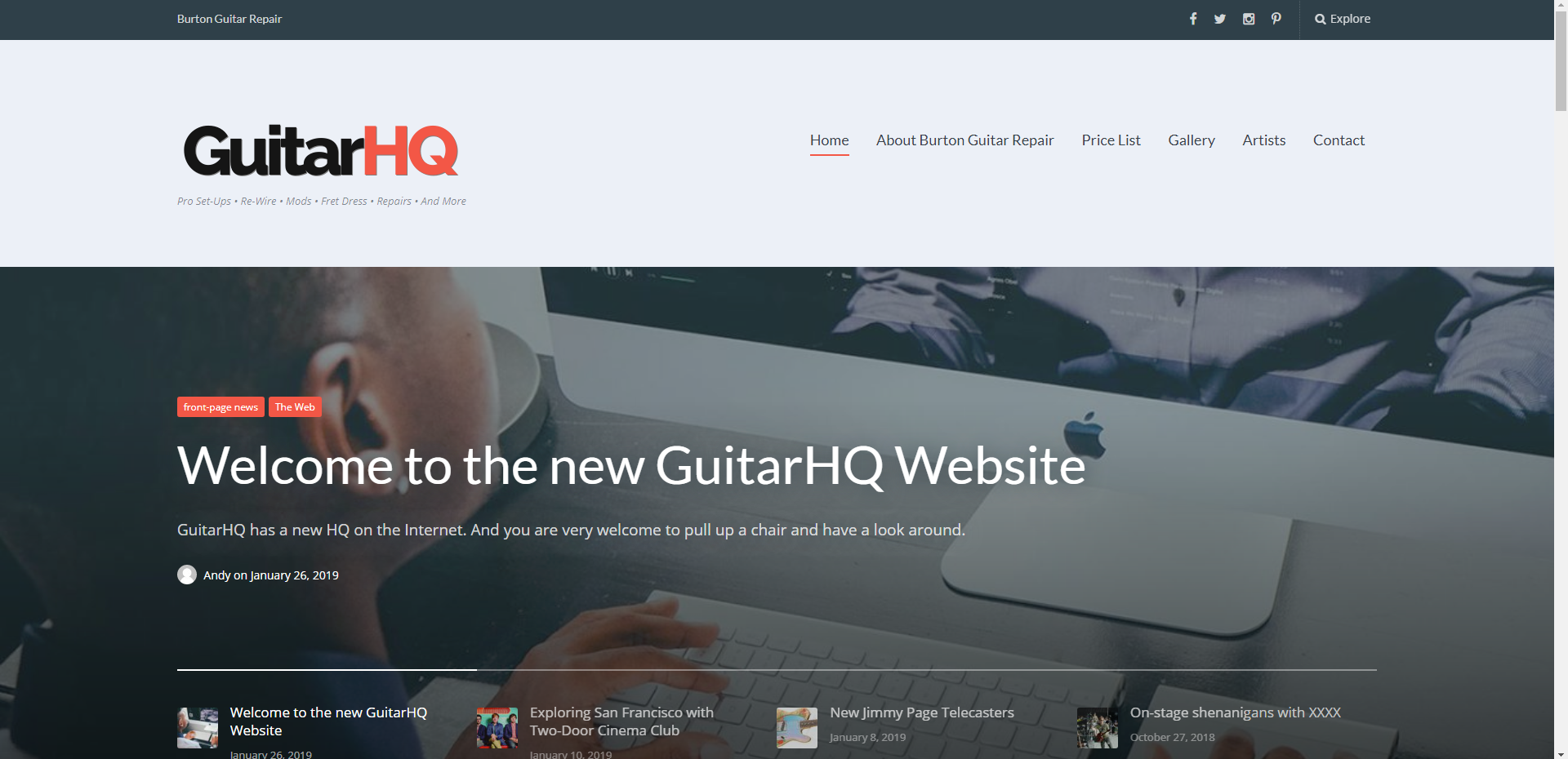 GuitarHQ: AFTER